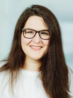 Profilbild von Mediengestalterin Sylvia Ernst